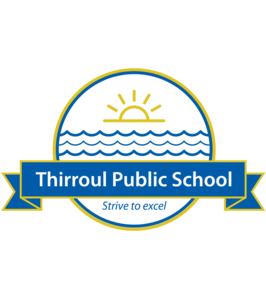 Thirroul Public School logo